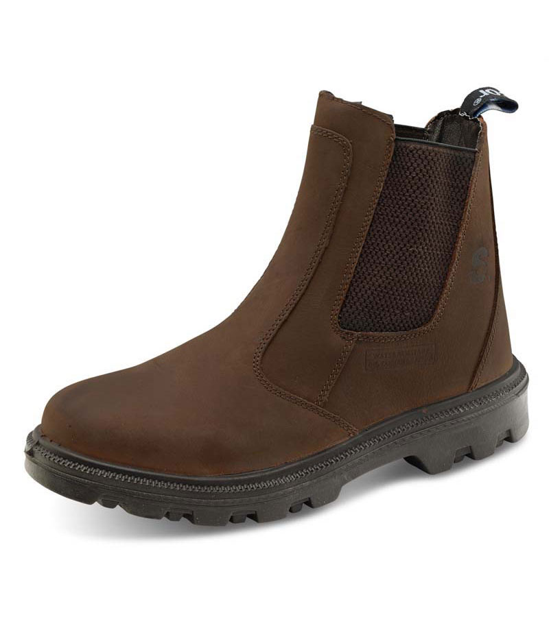 Sherpa Dealer Boots in Brown | GMTS